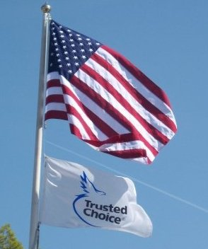 Trusted Choice Flag